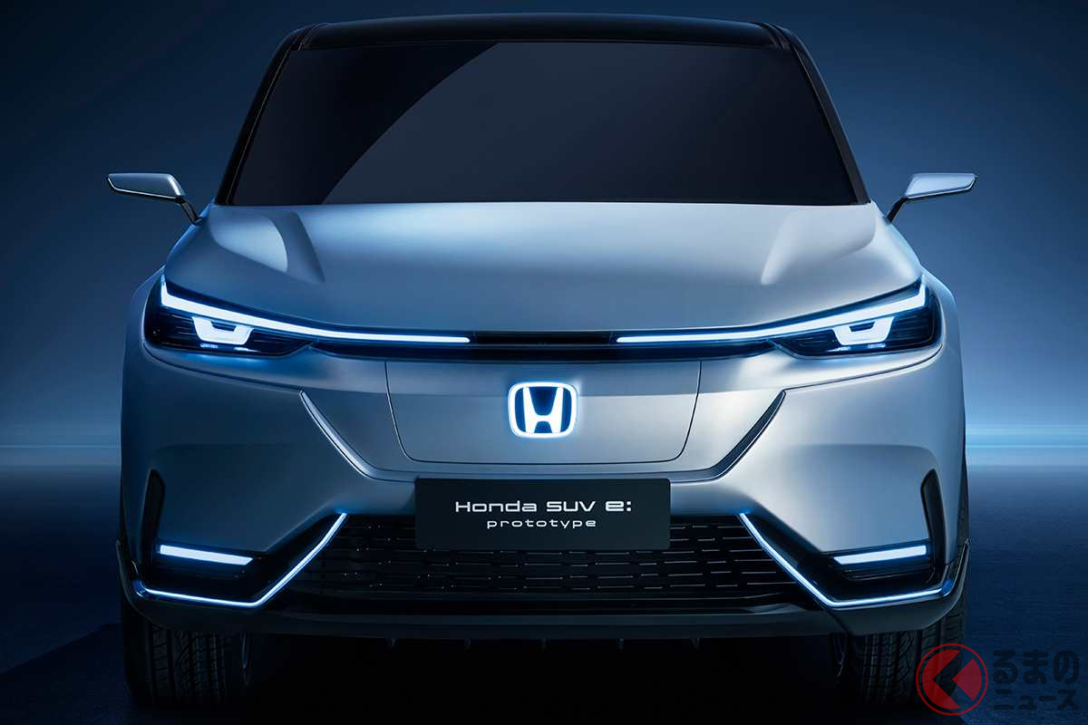 2022年春に中国で発売予定の電動SUV「eプロトタイプ」