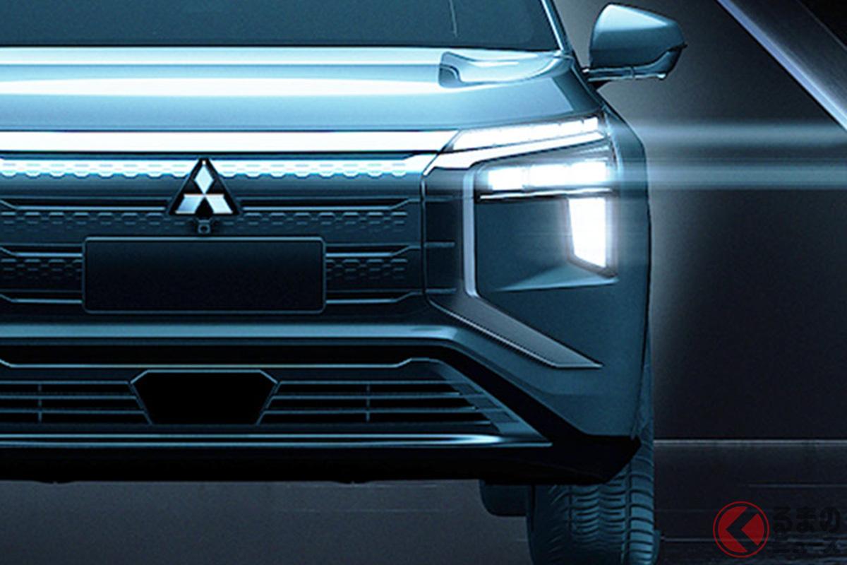 広汽三菱が中国で初公開した新型「エアトレック」