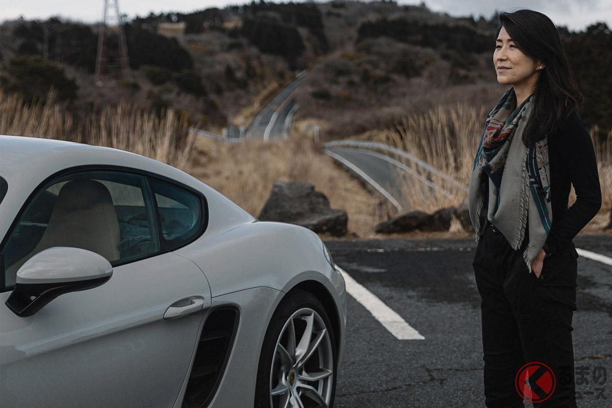 ヤマシタさんにとってドライブは、刺激を与えてくれるだけでなく、リラックスさせてくれることが本質的な要素だという