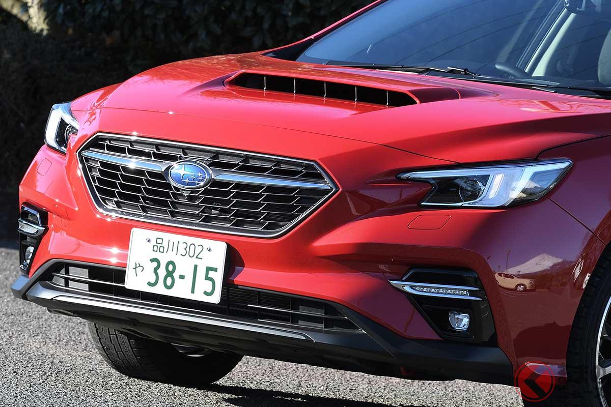 ステーションワゴンで人気No.1のスバル新型「レヴォーグ」
