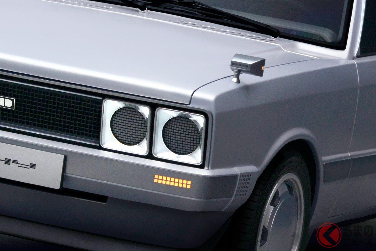 旧車みたいな最新モデル!? Heritage Series PONY