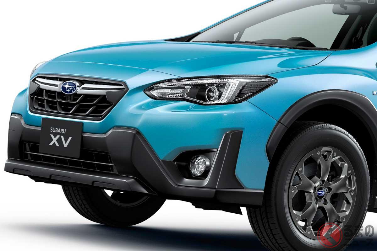 スバル「XV」の特別仕様車「2.0e-L アイサイト スマートエディション」