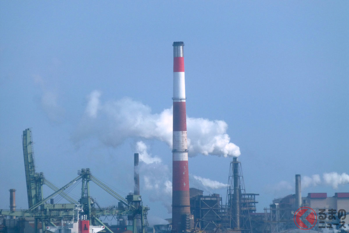 温室効果ガス(二酸化炭素など)を2030年に大幅に削減できるのか(画像はイメージ)