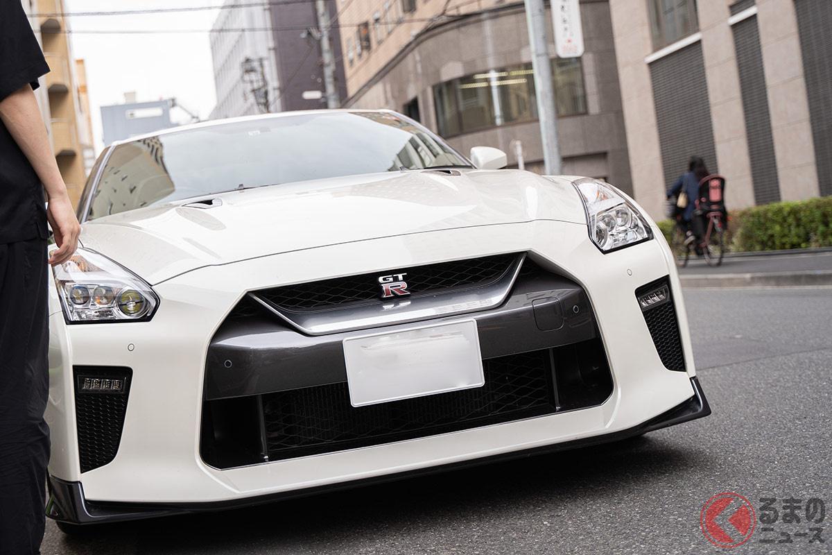 愛車の日産「GT-R」が勝手に600万円で売却された被害者のA氏(撮影:加藤博人)