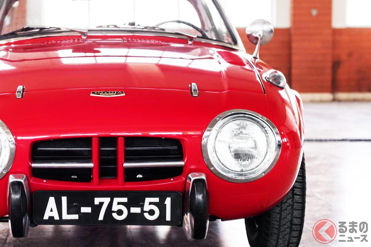1200万円超えのプライスがついたトヨタ「スポーツ800(通称ヨタハチ)」(photo:(c)Cars&Co)