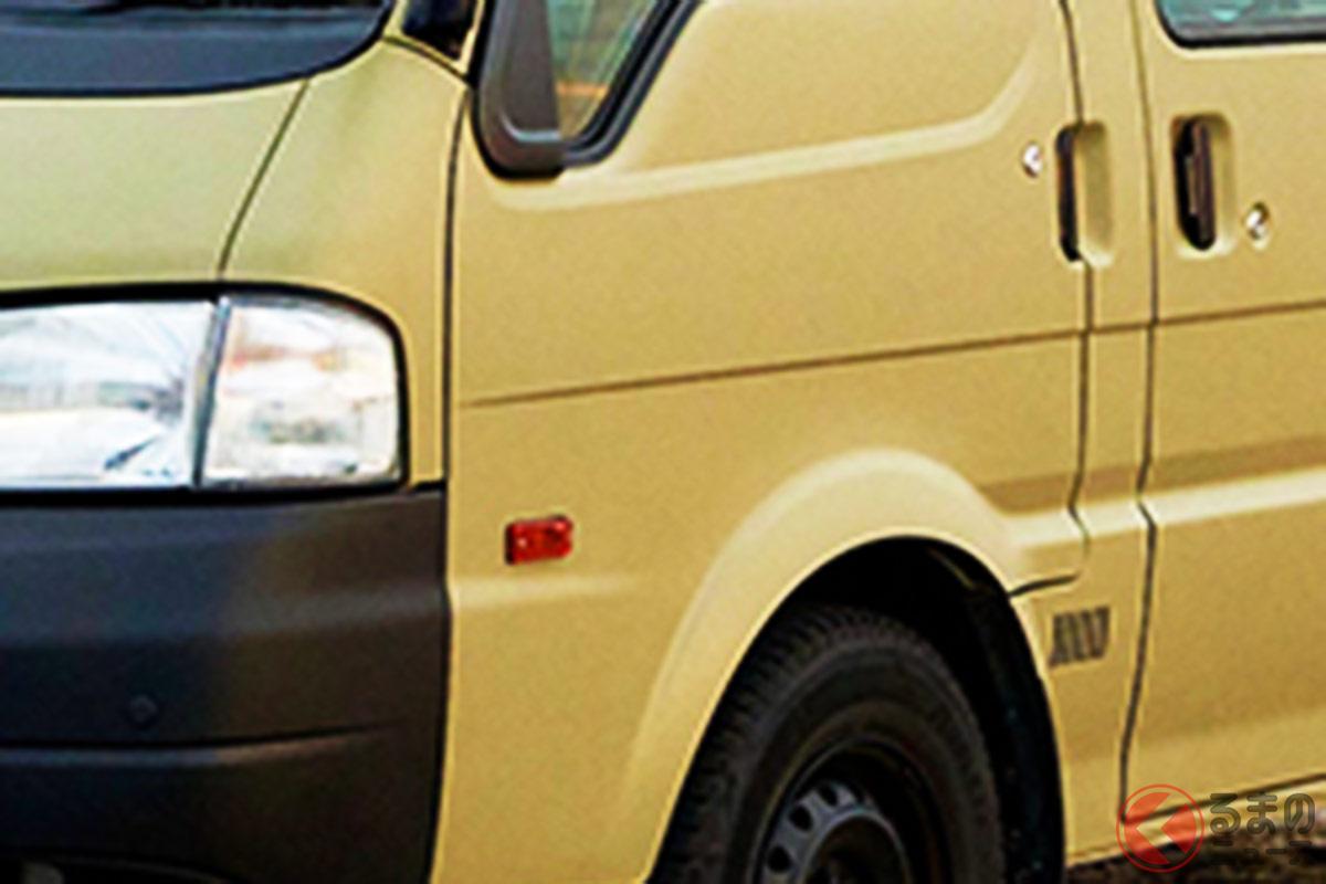 中古車をベースにオーダーメイドで「バンライフ」を楽しめる新たなサービスが登場(画像は日産「バネットバン」/画像提供:HAMMOCS)