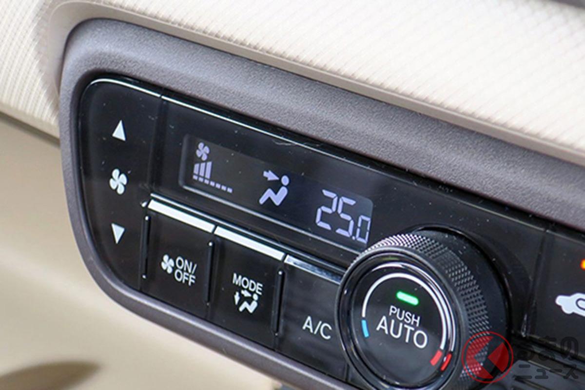 暑い夏にエアコンを使いたいけど、、、「アイドリング」と「アクセサリー」どちらが良いのか?