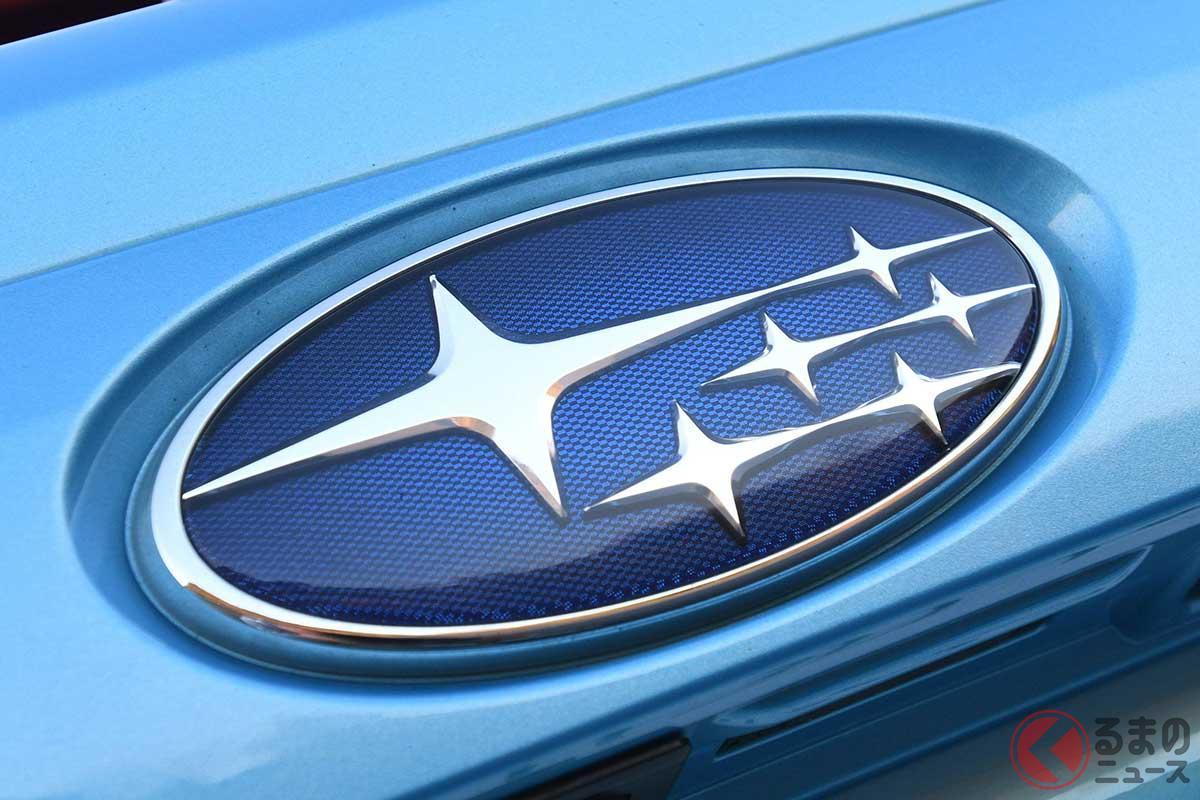 販売するクルマの98%がAWD車のスバル