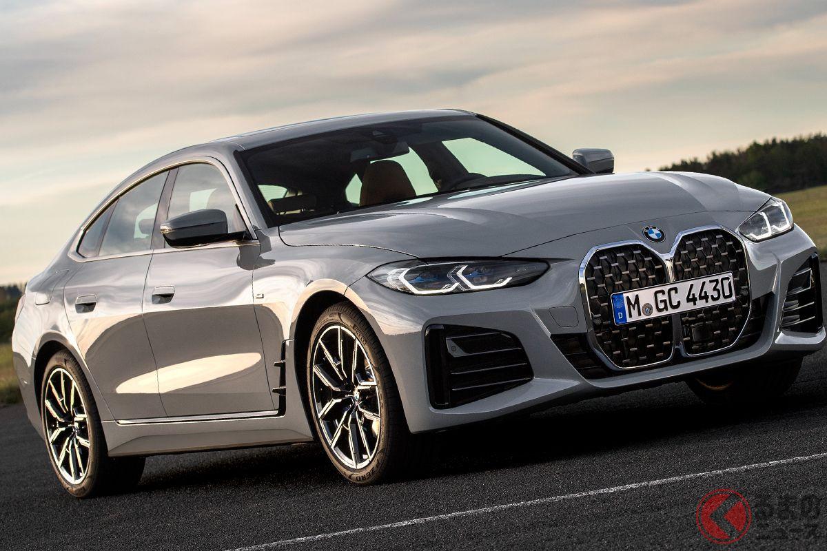 BMW新型「4シリーズ グランクーペ」
