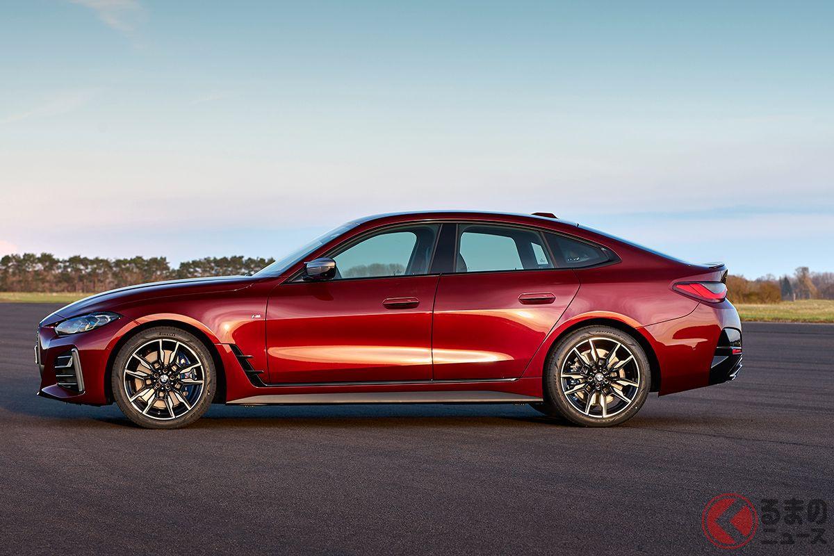 BMW「M440i xDriveグランクーペ」