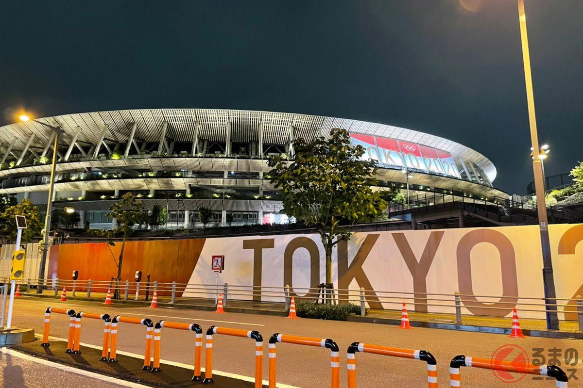 賛否両論の東京五輪、会期中にはさまざまな交通規制が実施される