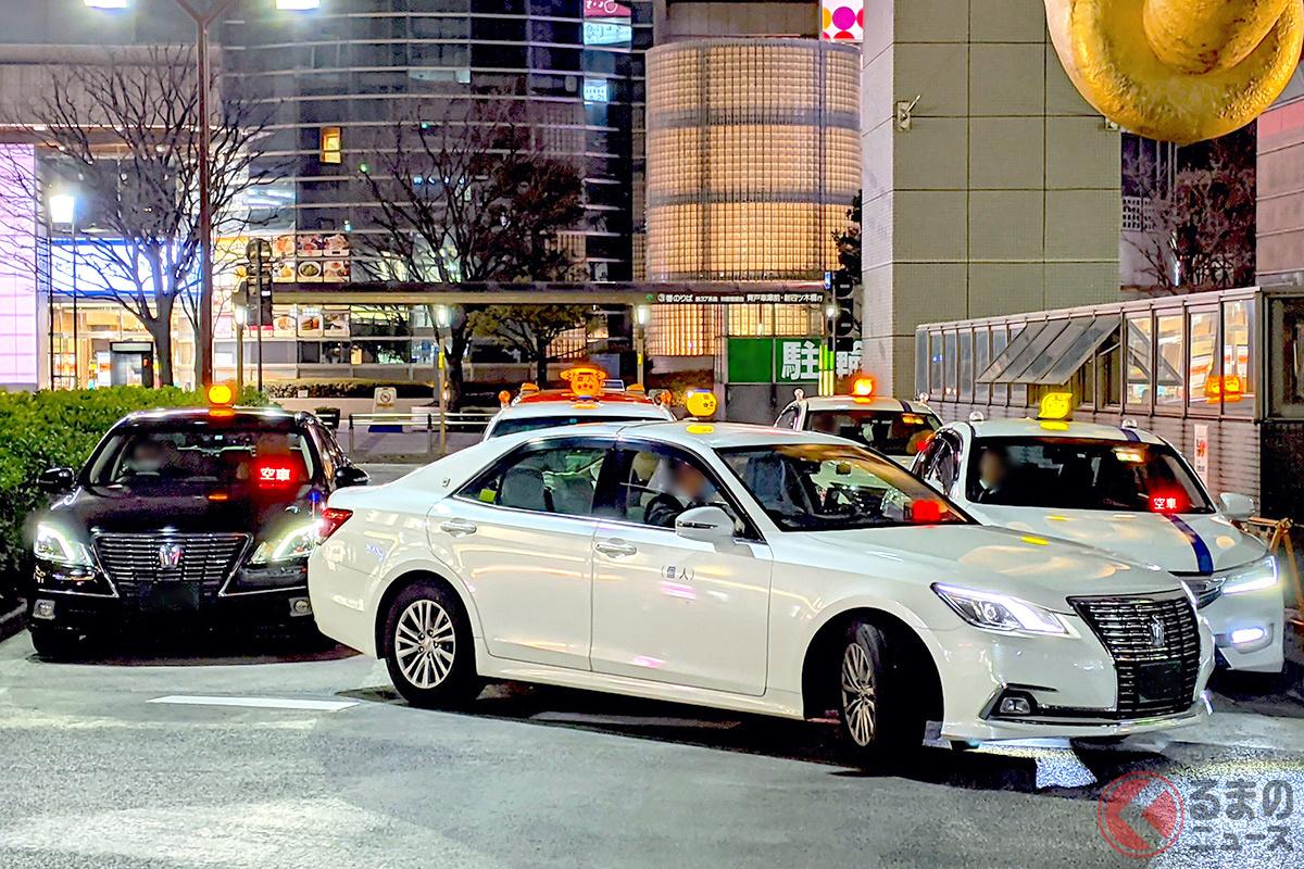 酔った際でもタクシー料金の「値引き交渉」はNG!