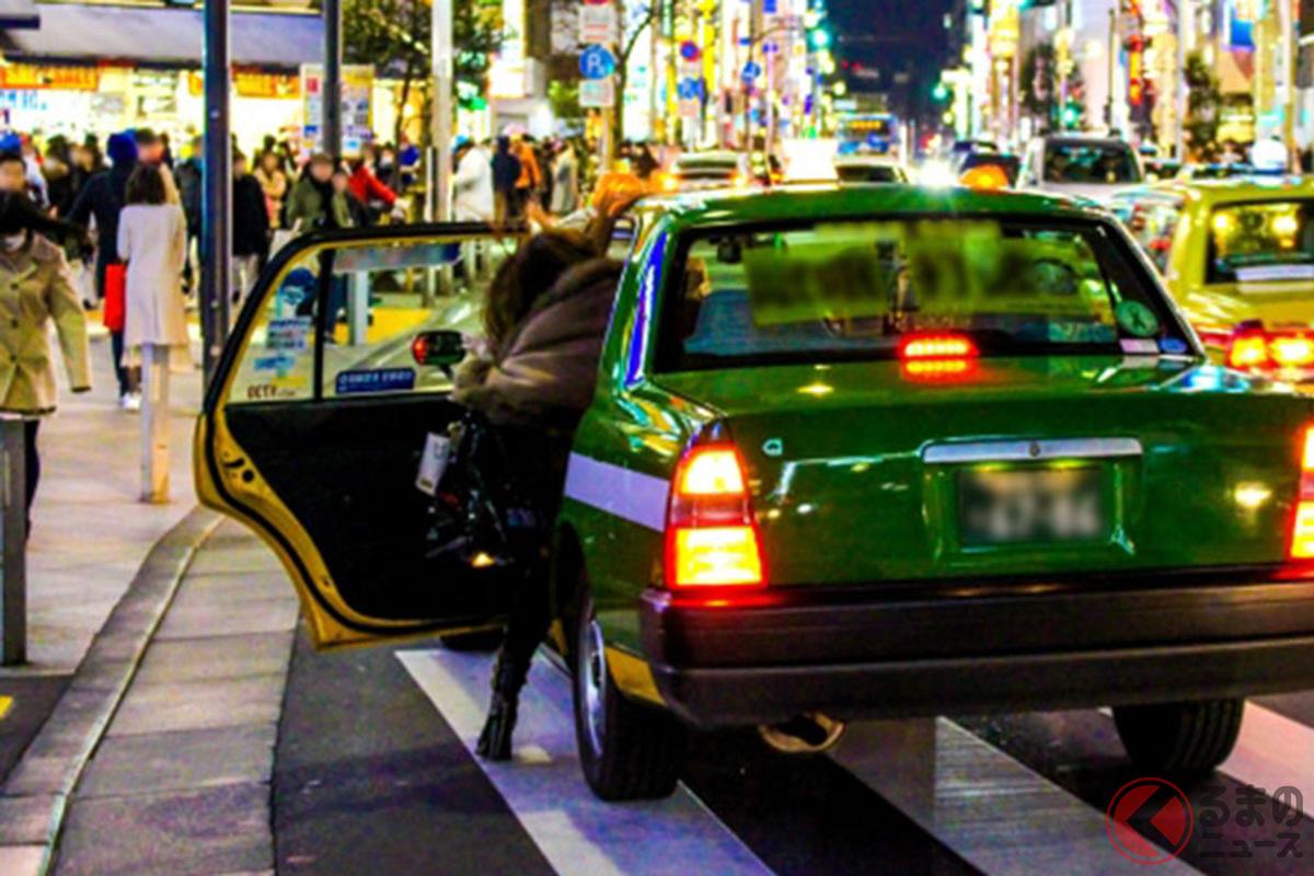 さまざまな人を乗せるタクシー。車内でのNG会話とはどのようなもの?