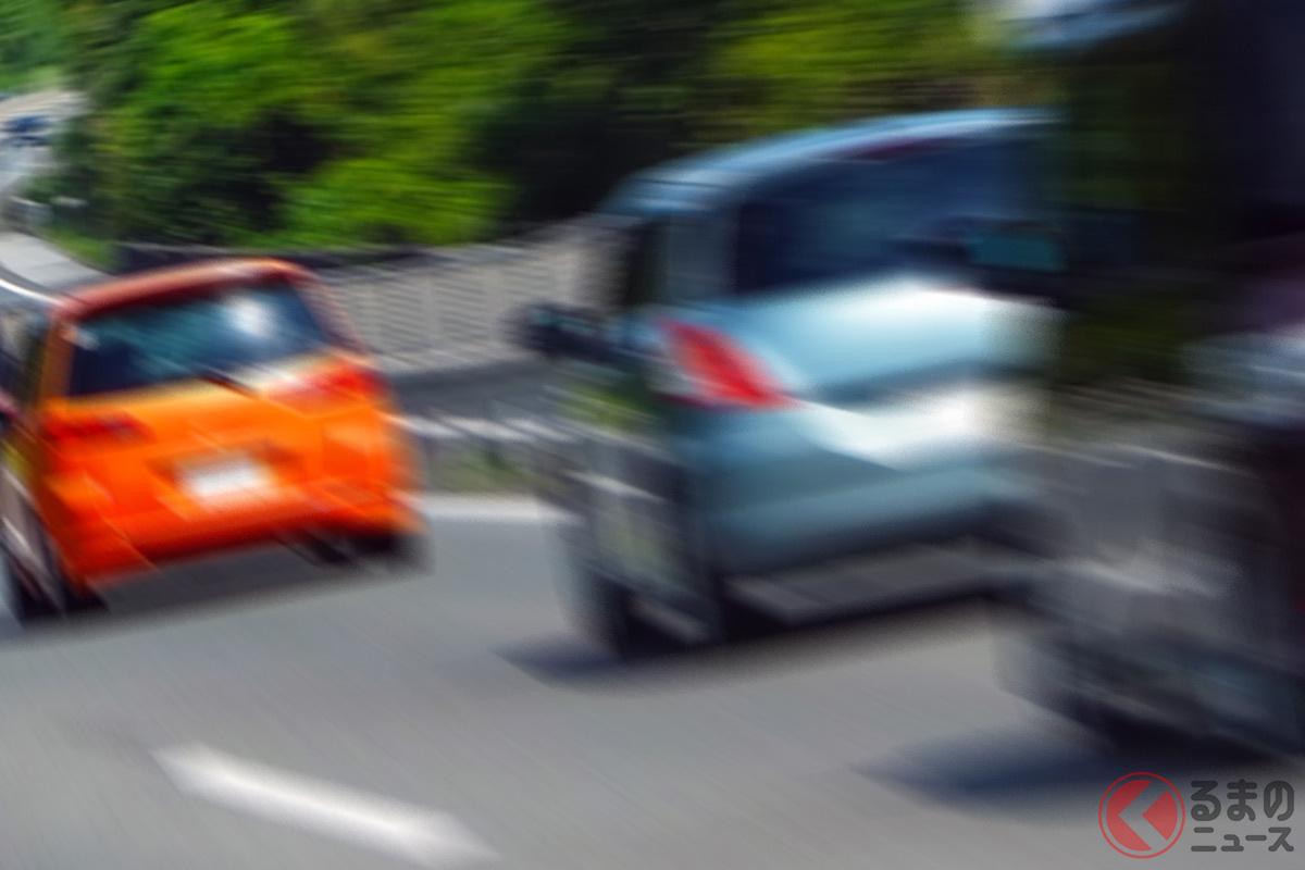 走行中、無意識に車間距離を詰めていませんか?