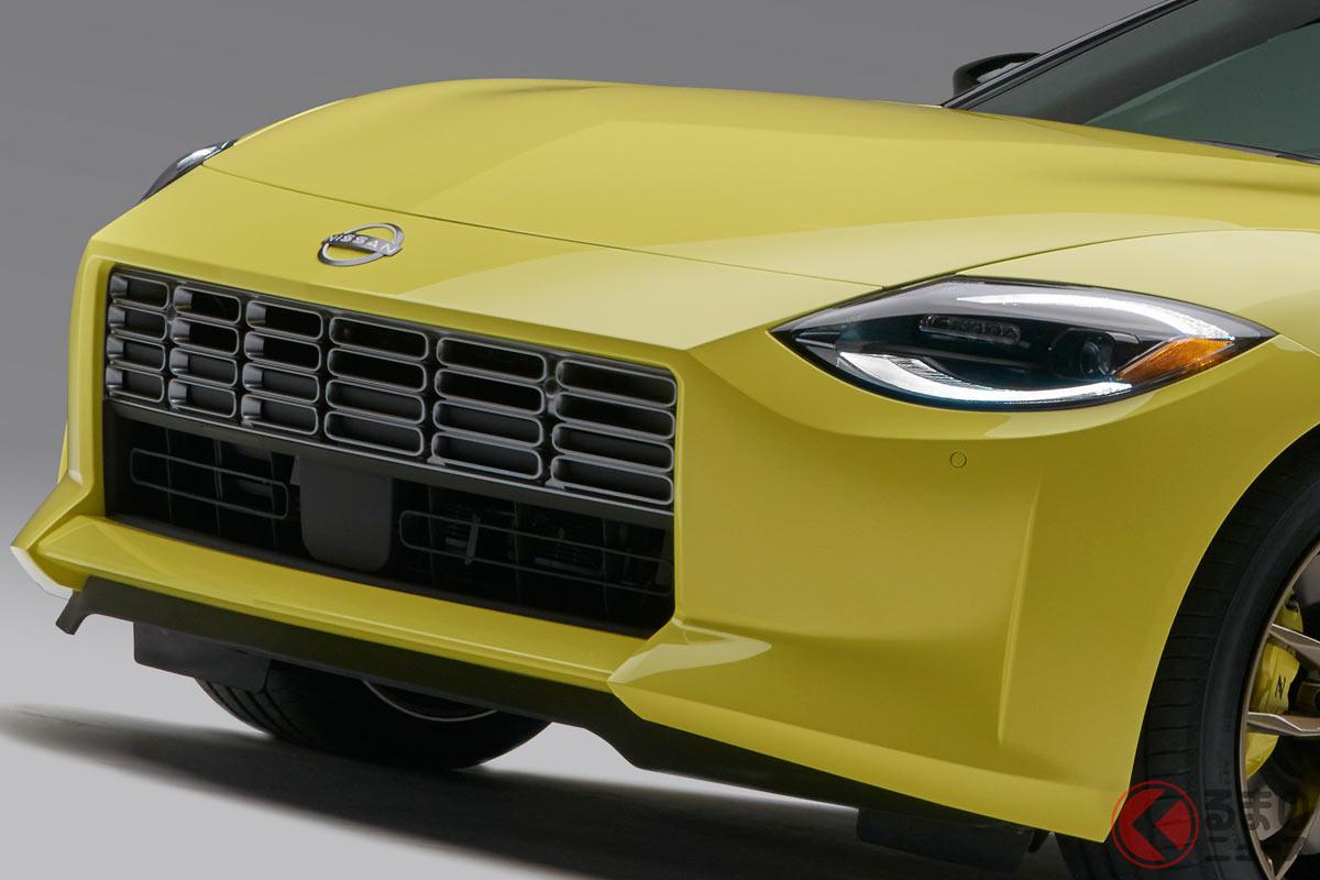 北米で240台限定の日産新型「Z プロトスペック」