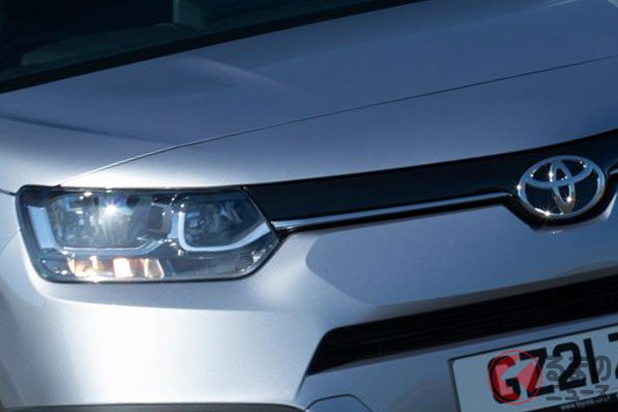 トヨタが欧州で販売する小型バン「プロエースシティ」