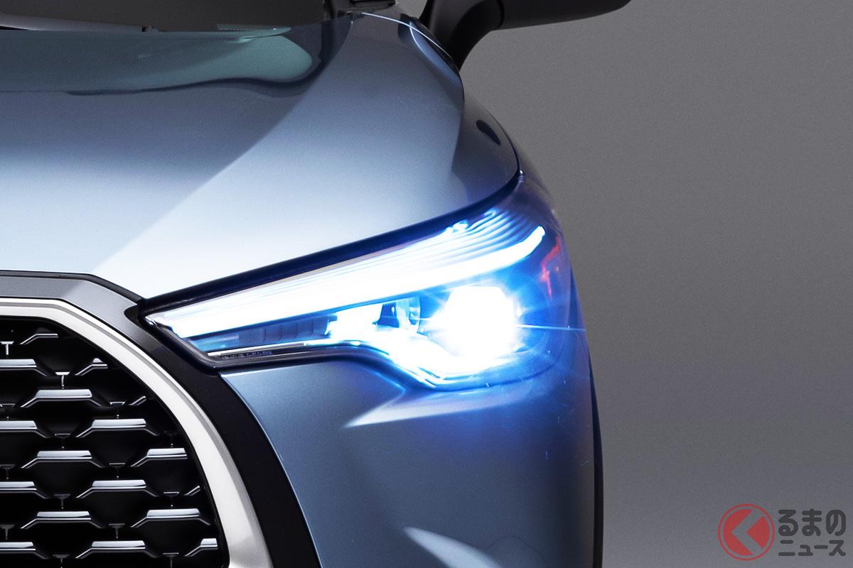 発表前から話題騒然!? トヨタ新型「カローラクロス」は爆売なるか? (画像は北米仕様)