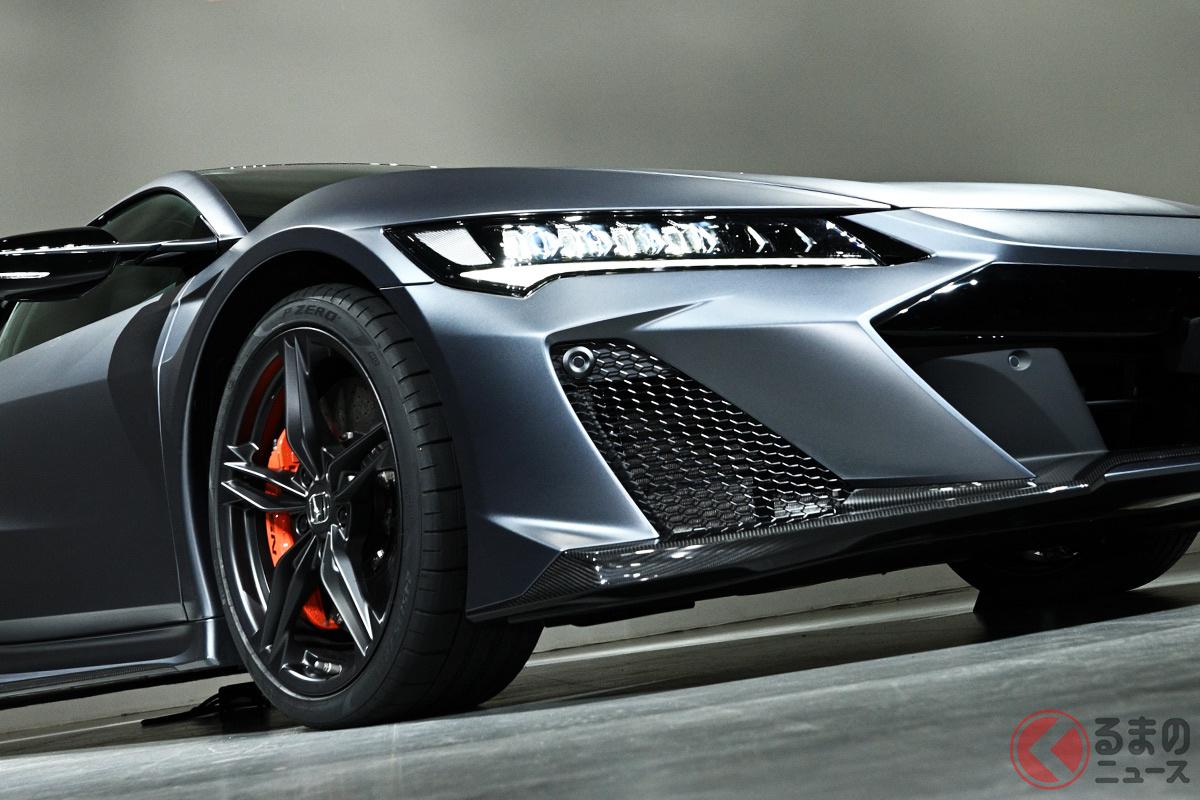 ホンダのスーパースポーツカー「NSX」 数ある欧州ブランドと比べてどうだったのか?