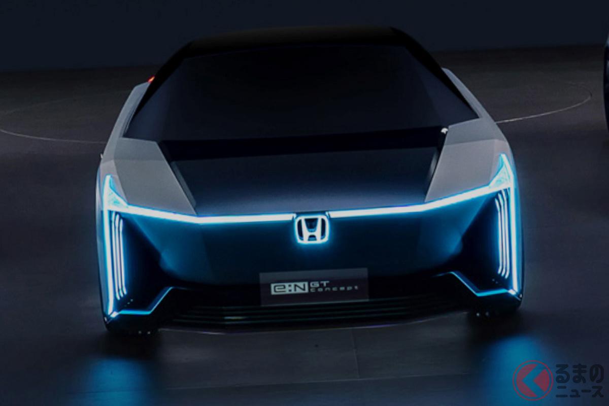 ホンダが新たにEVスポーツカーをお披露目!? 「e:N GT Concept」の市販モデルは今後5年以内に中国で発売か