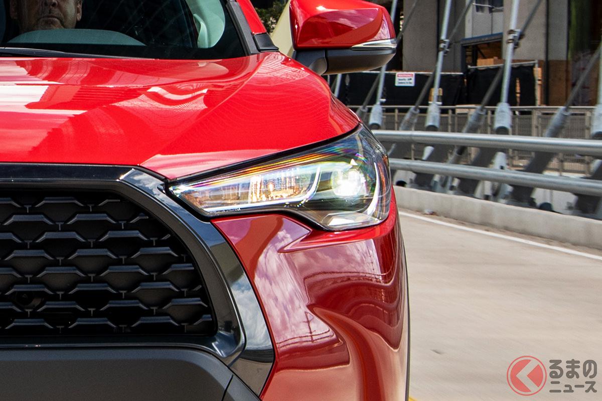 トヨタ新型「カローラクロス」と同じ工場で生産されるマツダ新型SUVは「カローラクロス」のOEM車となるのか?