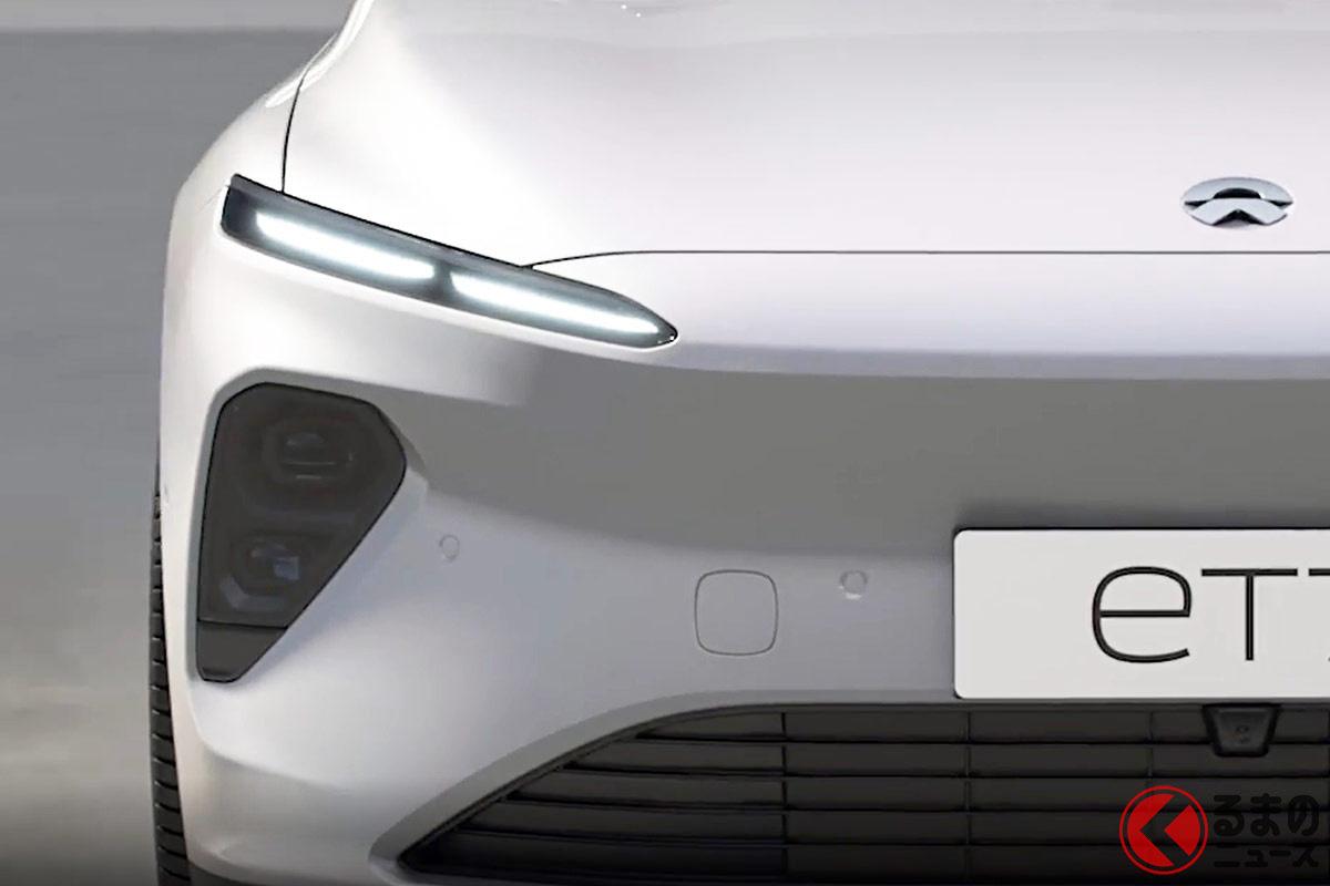 今回、報道では中国製商用EVを日本に本格的導入という内容だったが、乗用車ではどうなるのか?(画像:NIOホームページより)