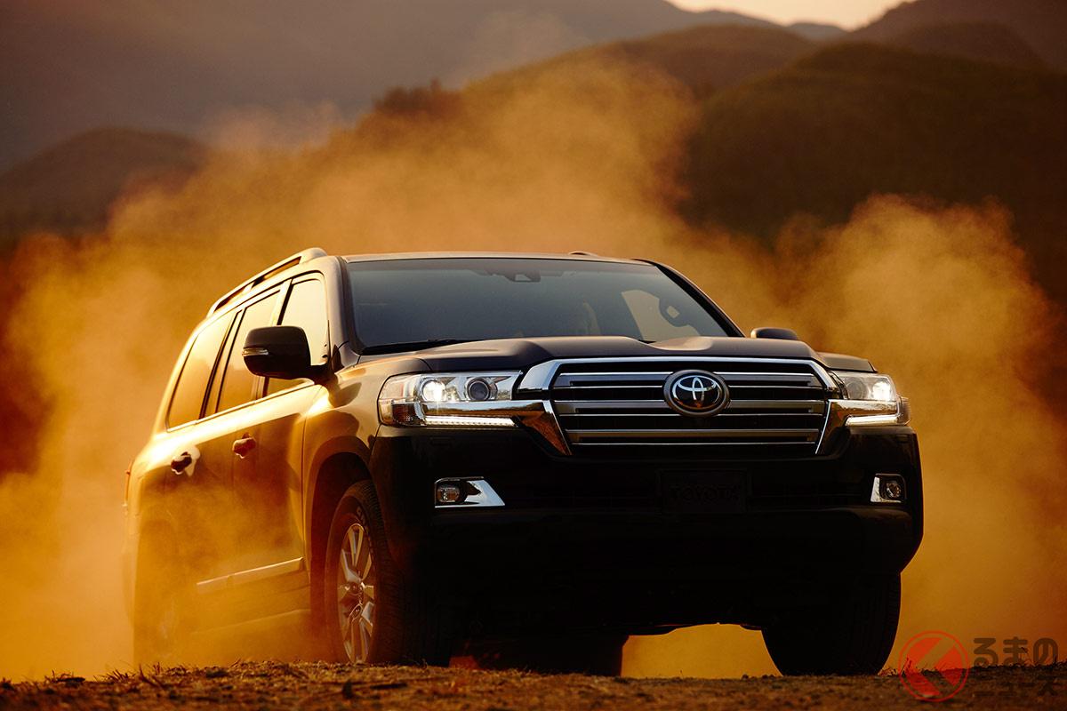 SUV大国の北米市場で、なぜ次期型「ランドクルーザー」は発売されないのか?
