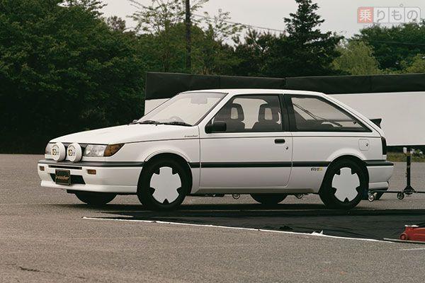 イルムシャーはドイツのチューニングメーカーで、「ジェミニ」のほか「ビッグホーン」のスポーツバージョンも手掛けた(画像:いすゞ自動車)。